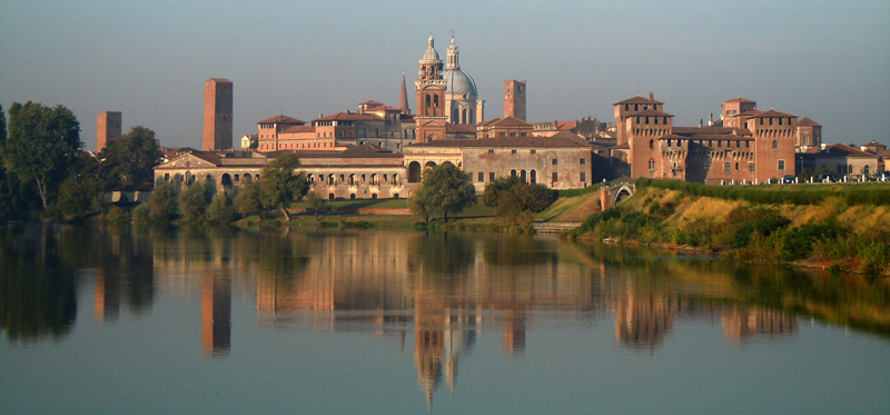 Mantova_-_Profilo_di_Mantova Unesco World Heritage Sites in Lombardy